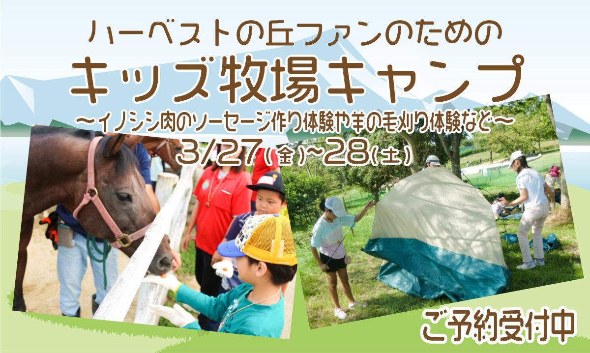 春キャンプ1200改