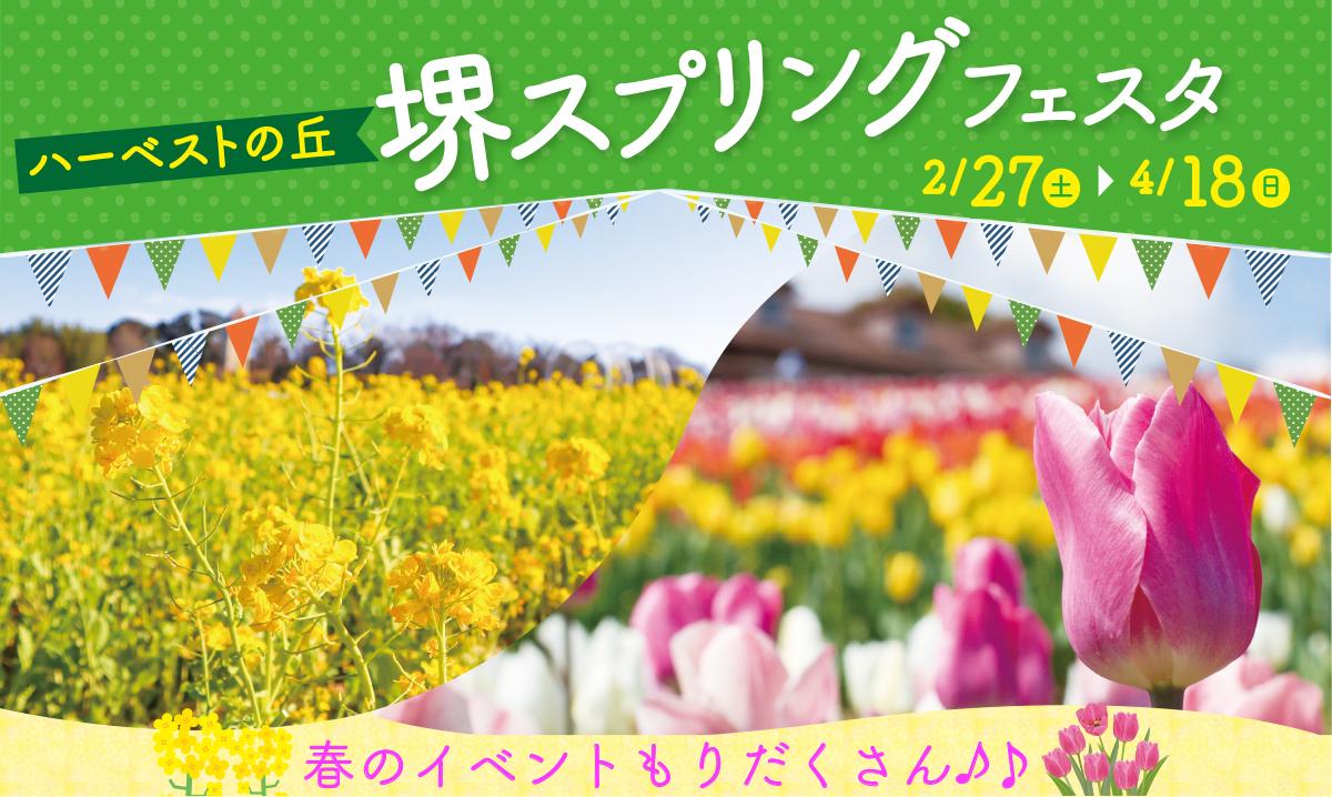 堺スプリングフェスタ 終了 | イベント情報 | 堺・緑のミュージアム ...